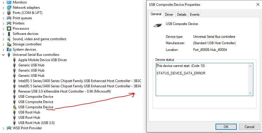 API COMPOSITE USB DRIVERS WINDOWS 7