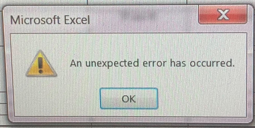 Links not working in Excel - Microsoft Community