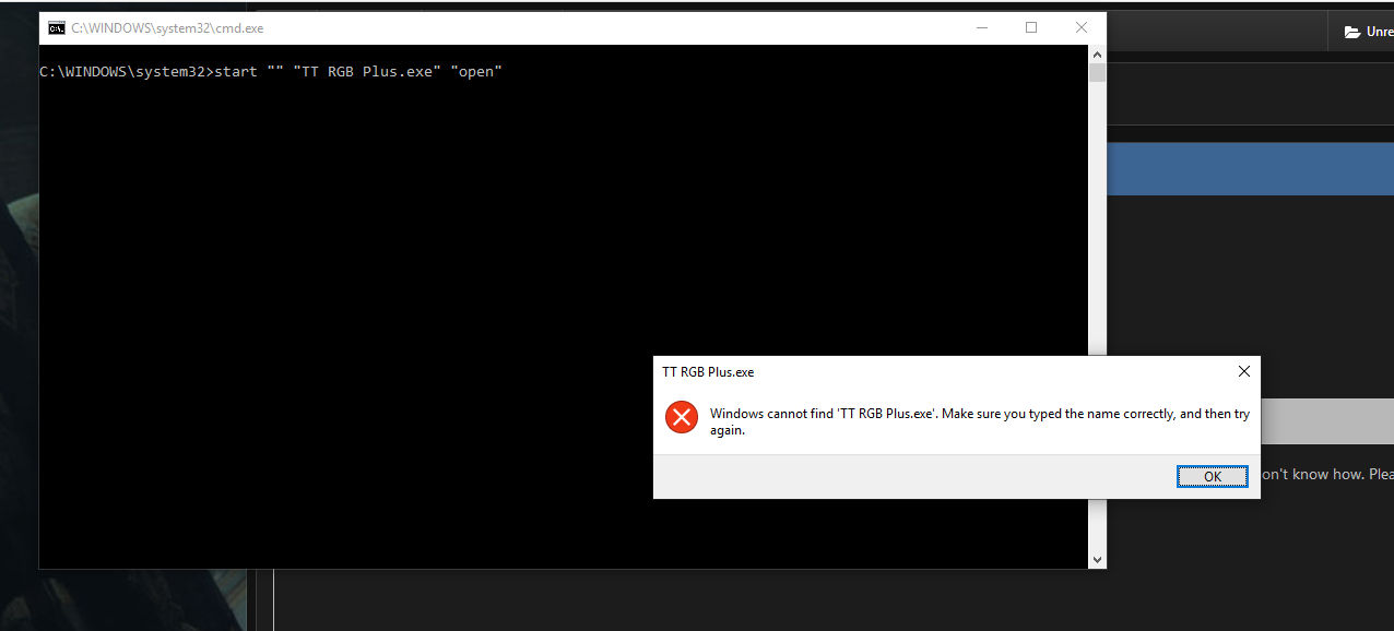 Error Message Keeps Popping Up Please help  - Microsoft Community