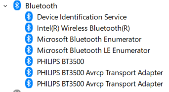 Bluetooth audio device keeps connecting and disconnecting