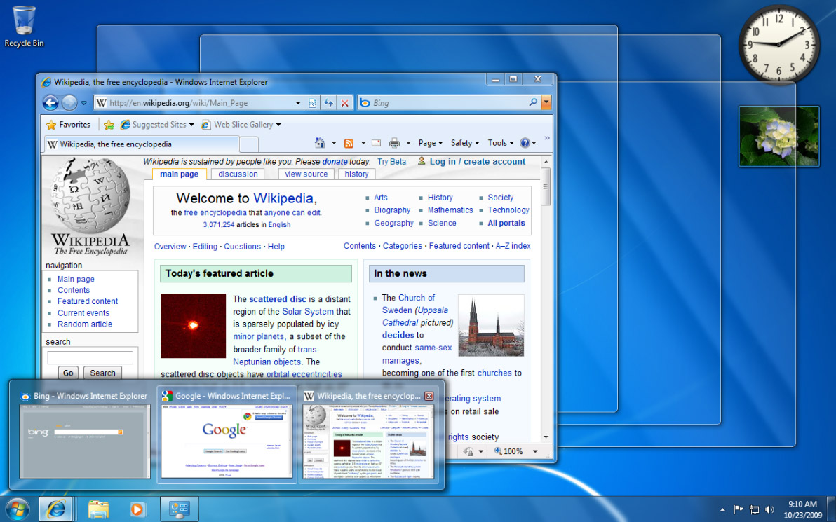 Windows 7 aero glass Design in Windows 10 anwenden