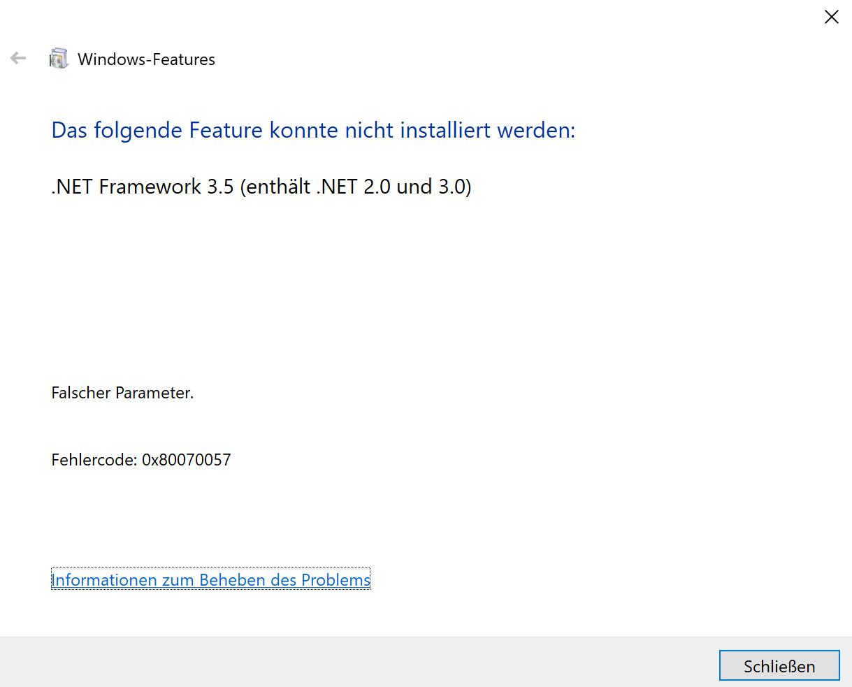 Net Framework 20.20 auf dem Surface Pro installieren   Microsoft ...