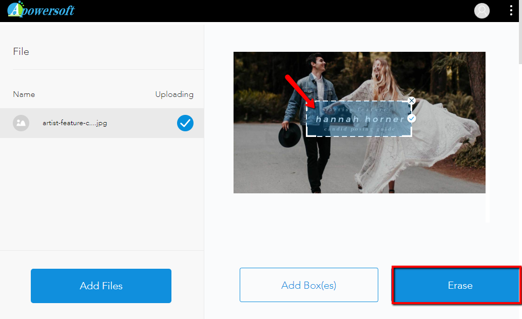 Watermark Removal - Microsoft Community