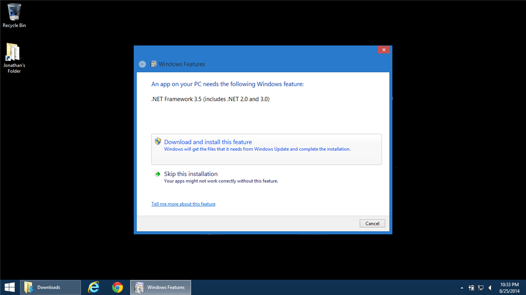 microsoft .net framework 2.0 download issue - Microsoft Community