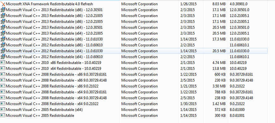 Application Error (0xc000007b) - Microsoft Community
