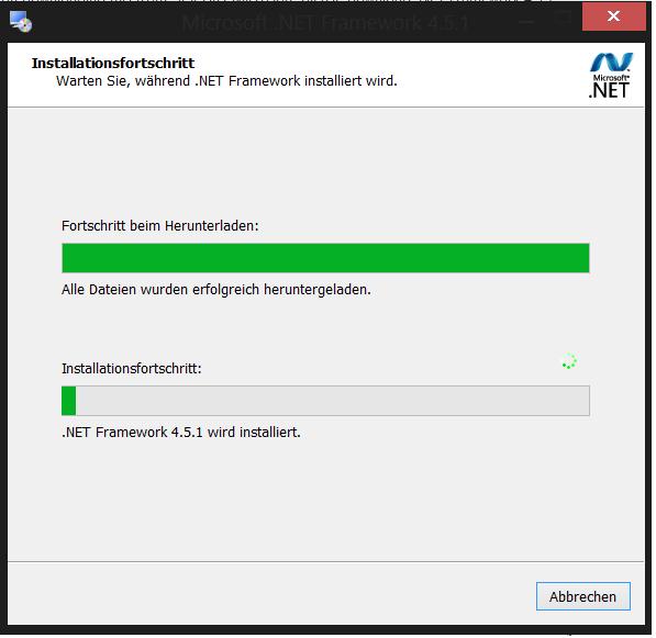 microsoft net framework 4.5 1 windows 7 32 bit