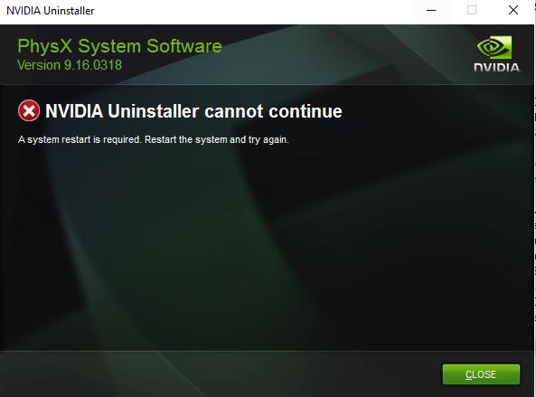 reinstall nvidia audio drivers