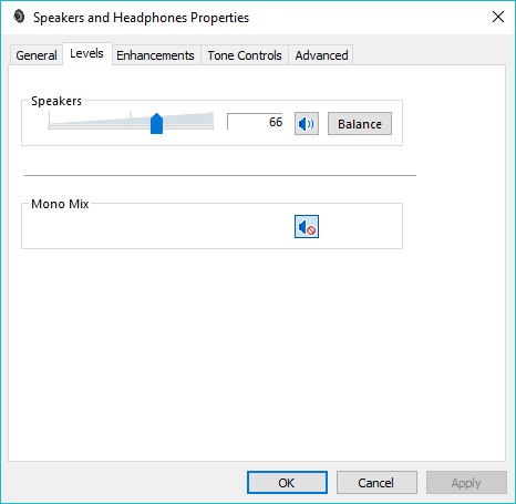 Creator Update and Sound Problem - Microsoft Community