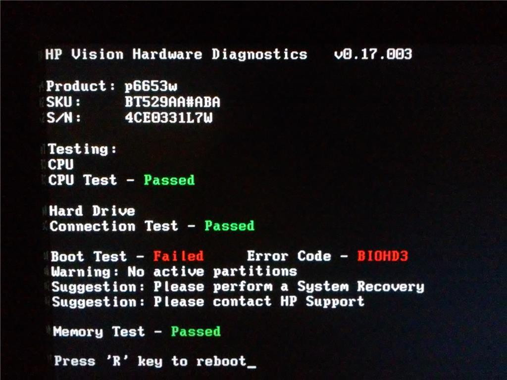 Boot Mgr Missing   Windows 10 - Microsoft Community