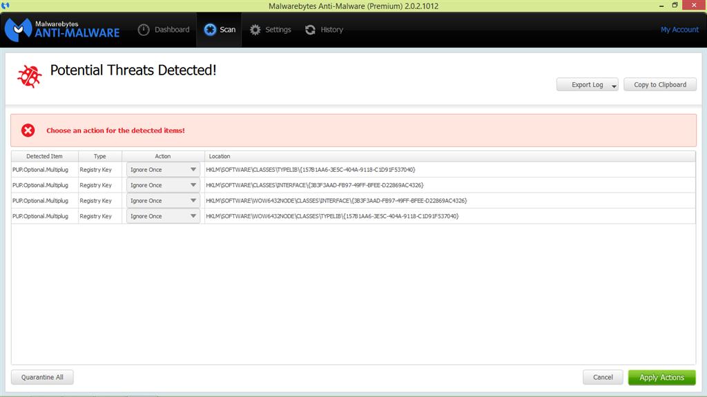 microsoft malwarebytes