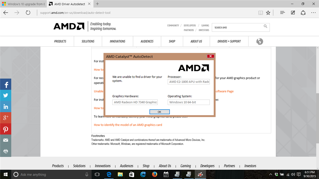 descargar controlador amd radeon hd 7340 graphics