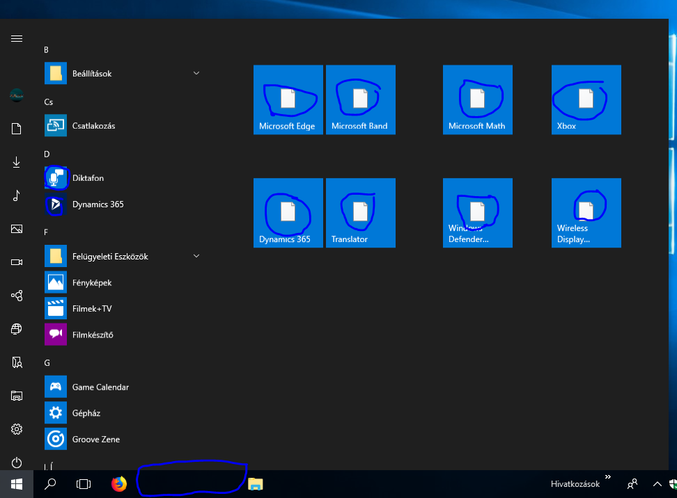 Windows 10: Invisible and broken Icons - Microsoft Community
