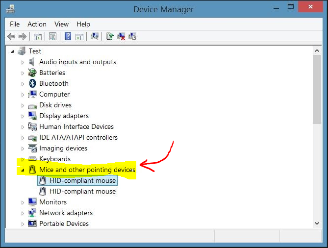 hid-compliant download free microsoft mouse driver