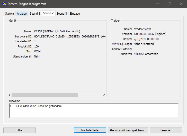 Audiodg.Exe Windows Graphisolierung Für Audiogeräte