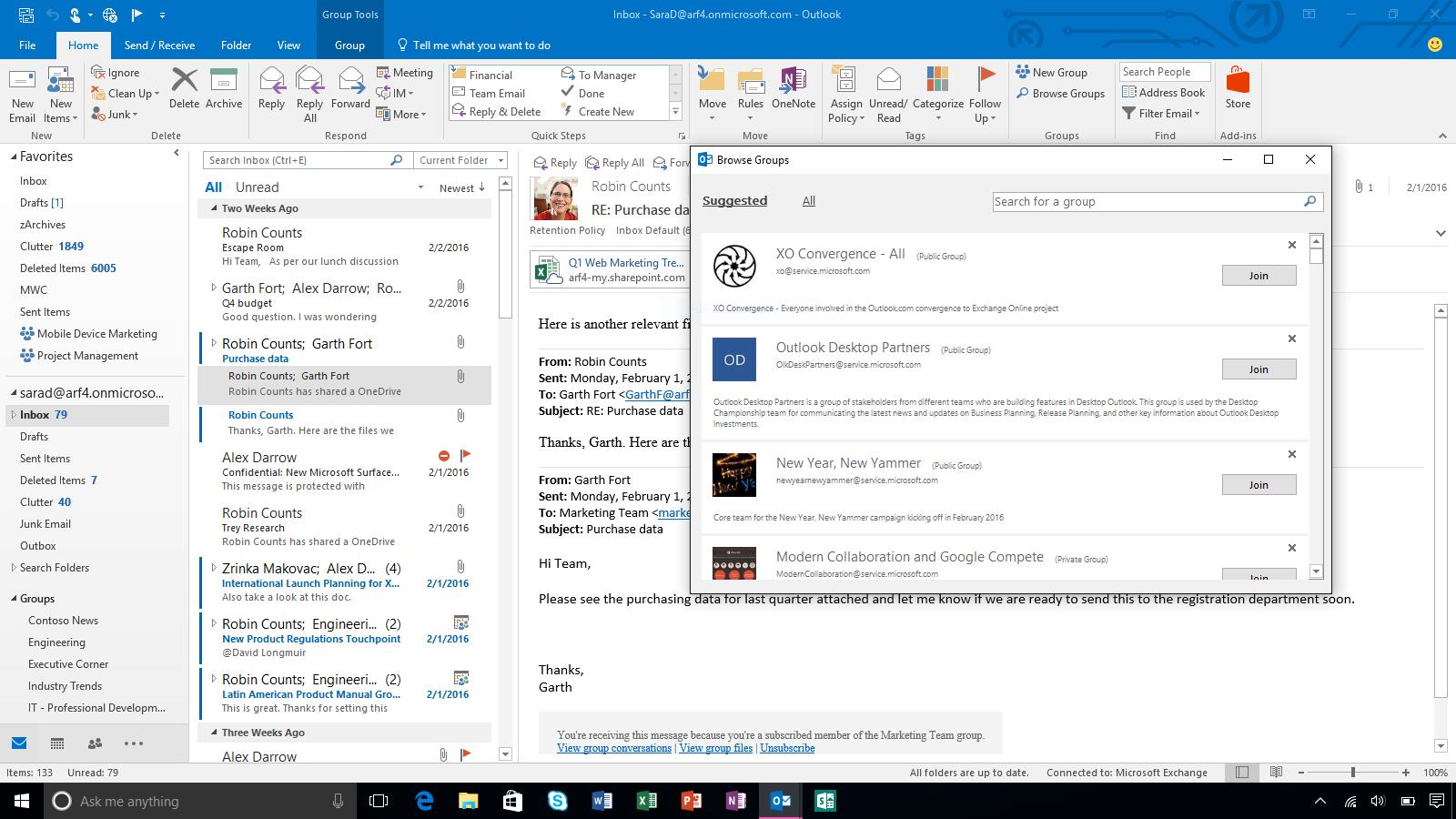 Why Did My Microsoft Outlook Program Randomly Change Folder And