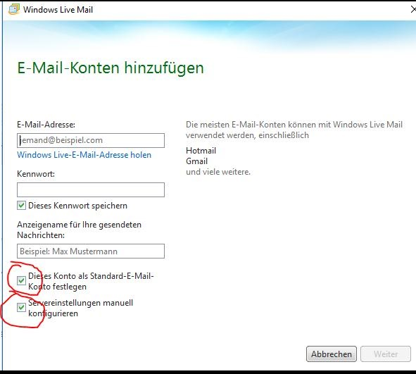 how to block emails on windows live mail 2012