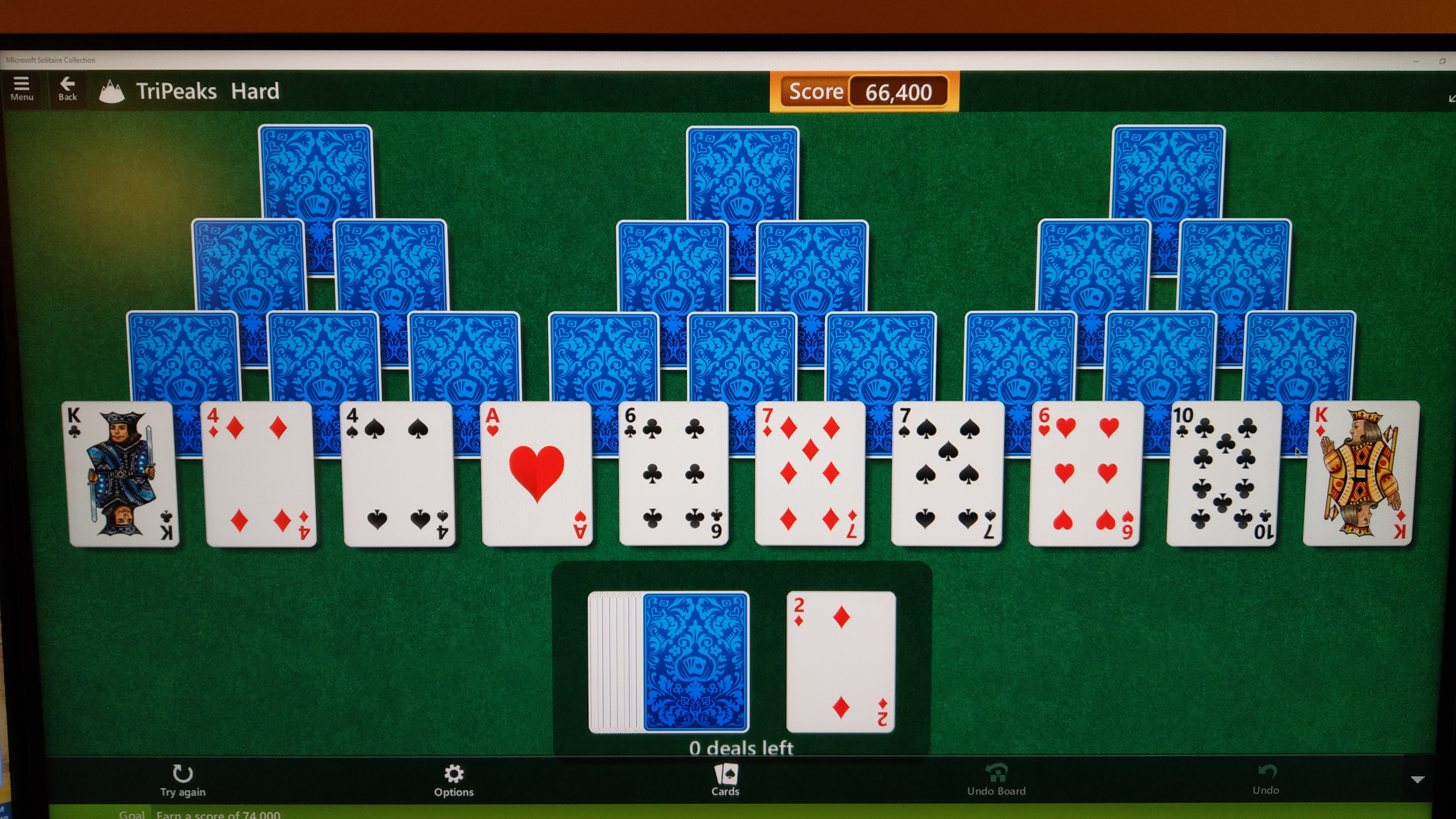 Microsoft Solitaire Collection - Android - July 23rd Tri