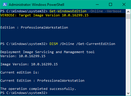 install windows 10 pro for workstations