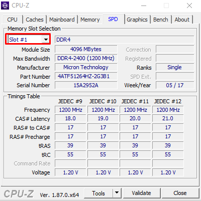 How can I boost my DDR4 2133 MHz RAM to 2400 MHz? - Microsoft Community