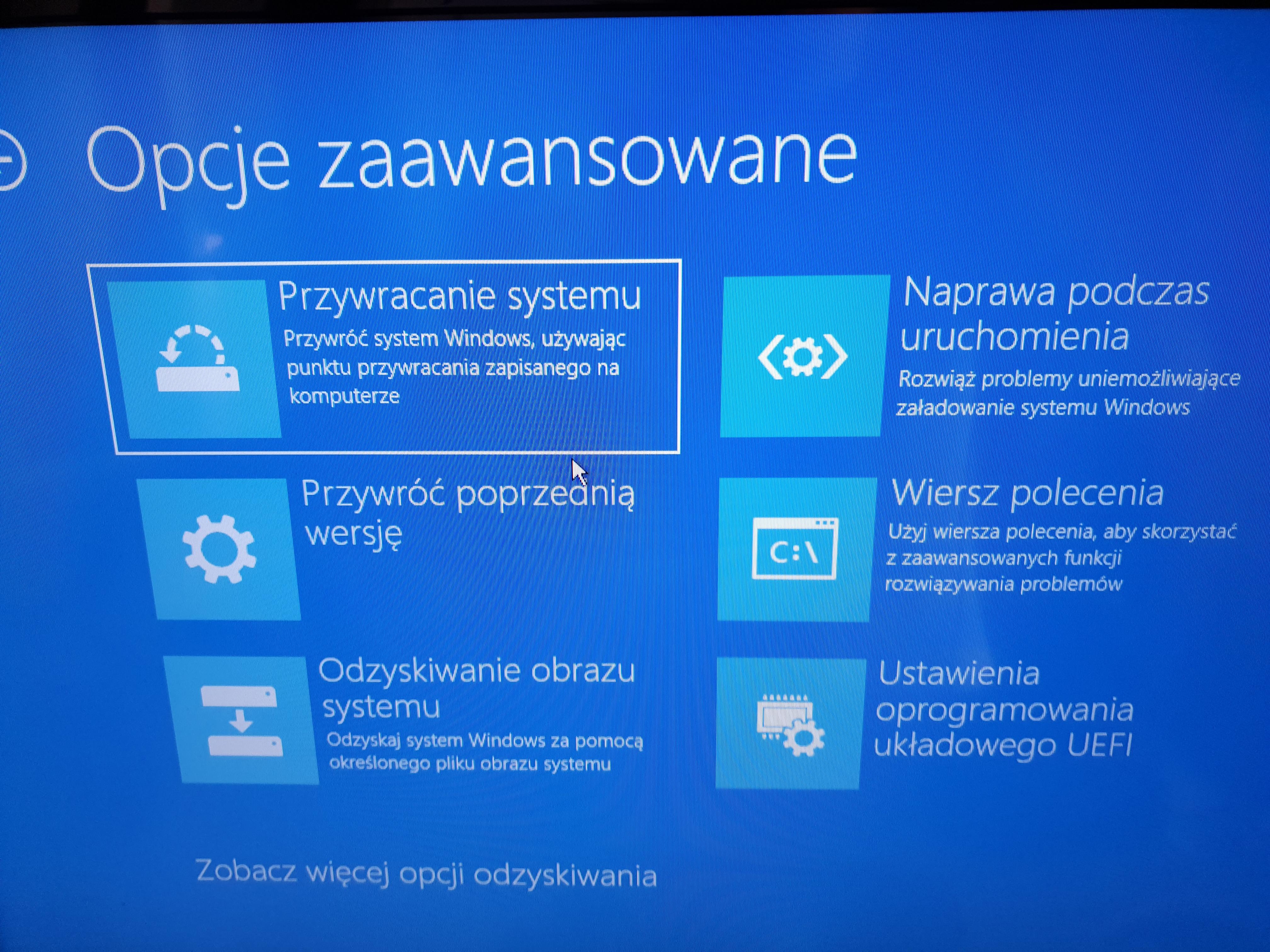Przywracanie Windows 10 Do Ustawień Fabrycznych Microsoft