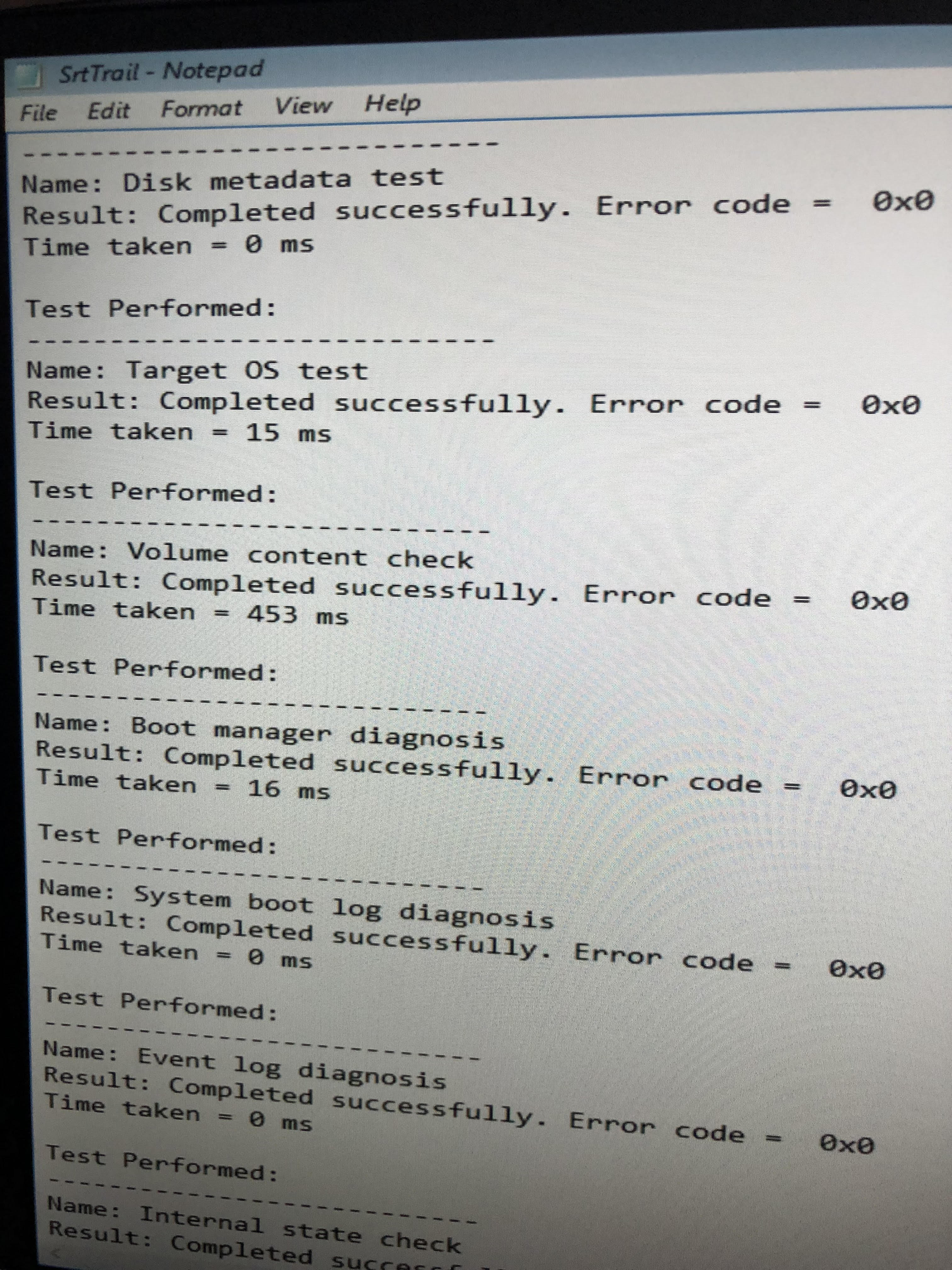 Cant boot Windows 10, WINDOWS\System32\drivers\ACPI sys - Microsoft