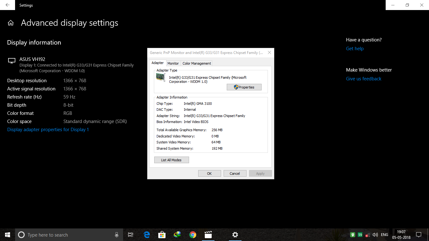 Microsoft Basic Display Adapter Is Better Than Other Drivers