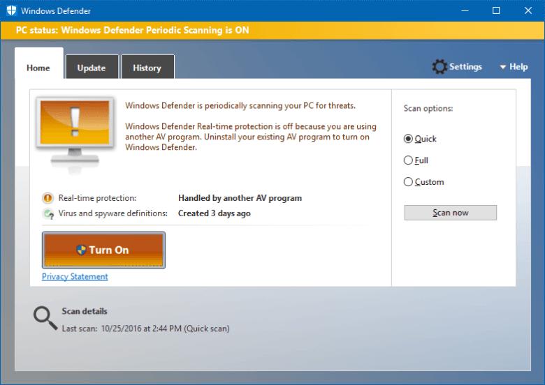 download windows defender offline for windows xp 32 bit