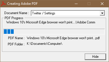 adobe acrobat x pro freezes when opening pdf