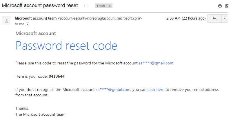 can i change my microsoft account email address