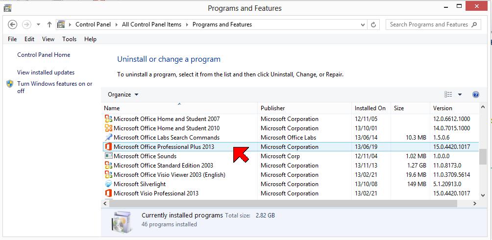 Repair Office 365 in Pictures - Microsoft Community