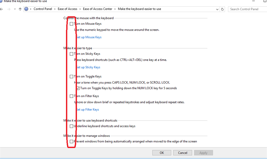 How to turn off sticky keys lenovo | How to turn off the