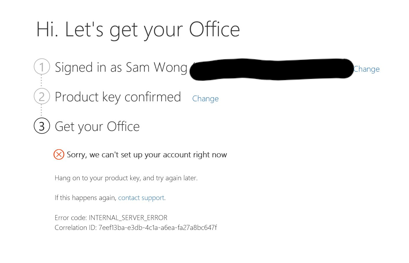 Cannot renew Office 365 home subscription with prepaid codes ...