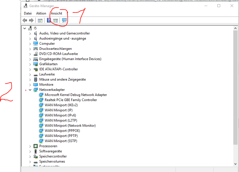 Windows Temporäres Profil
