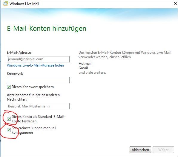 Outlook srs file windows 7