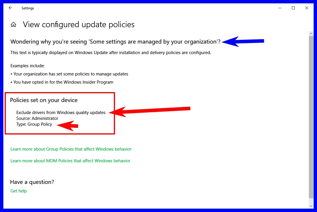 How To Prevent Windows 10 Updating Drivers How to Disable