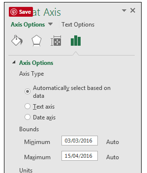 Cannot find axis typetext axis option under format axis image ccuart Image collections