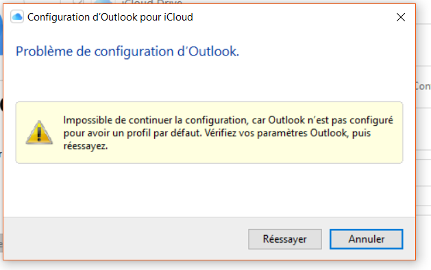 Synchroniser Calendrier Outlook Iphone Sans Itunes.Synchronisation Impossible Icloud Et Outlook 365 Sur Nouveau
