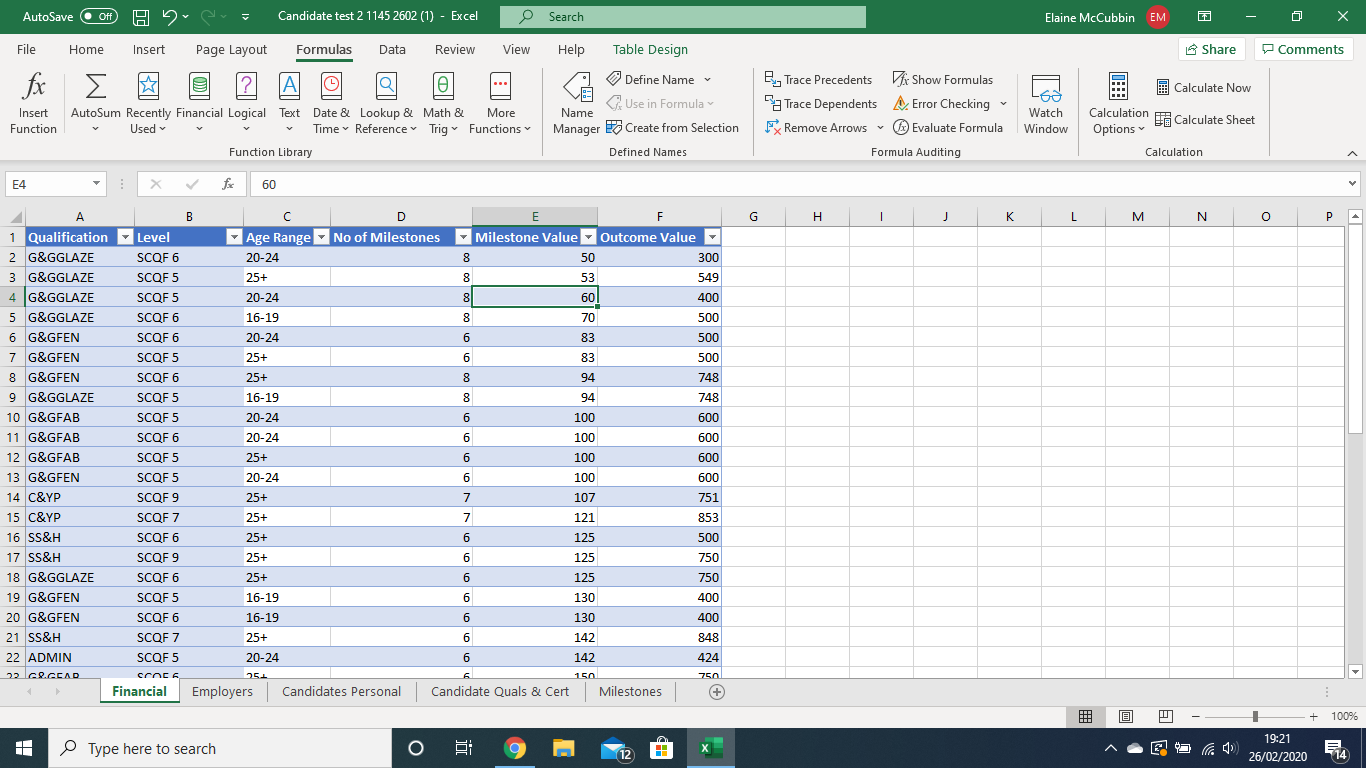 Excel 20, XLOOKUP or INDEX MATCH   Microsoft Community