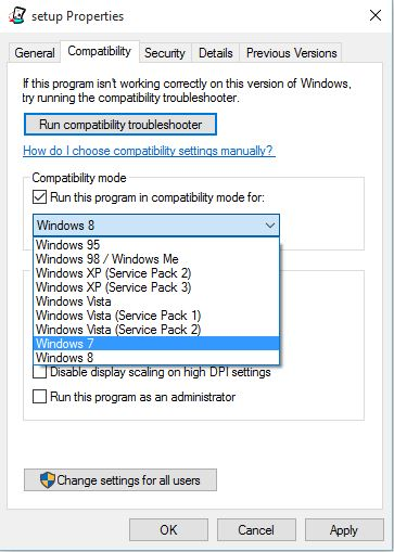 Oracle forms and reports 6i installation on windows 10
