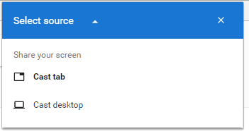 Unable to connect Chromecast to my Windows 10 device - Microsoft
