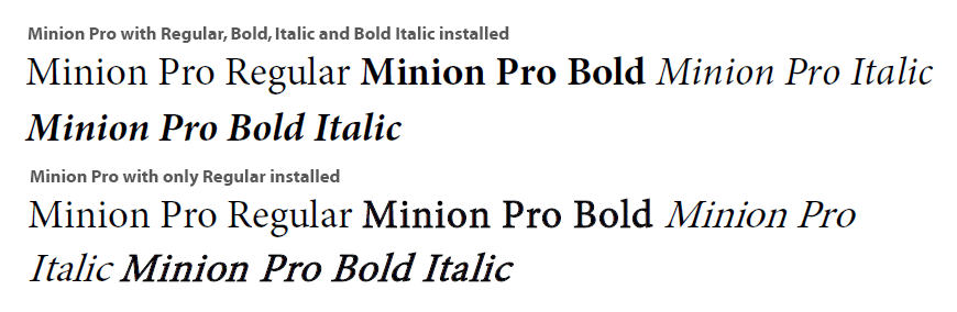 Minion pro font   Minion Font Combinations & Free Alternatives