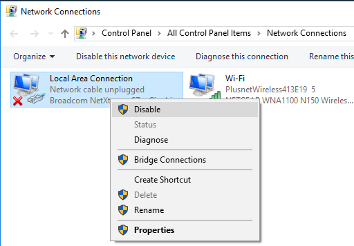 Wifi keeps dropping out (after Windows 10 update