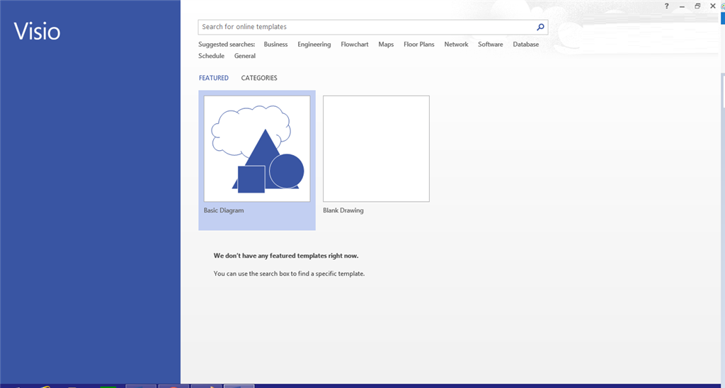Featured Templates Not Working In Microsoft Powerpoint Excel And