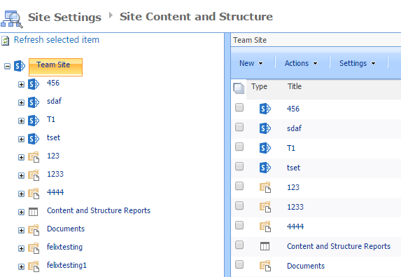 How To Generate A Site Map Of SharePoint Sites