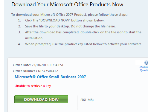 office 2007 small business download