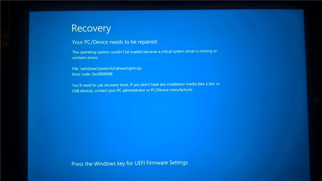 surface pro 3 usb recovery
