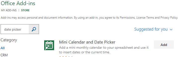 64 bit excel popup calendar instructions - Microsoft Community