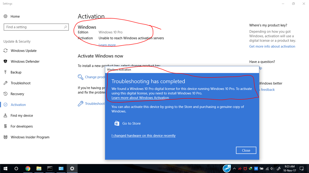 Windows 10 deactivated automatically after the latest update windows 10 deactivated automatically after the latest update ccuart Image collections