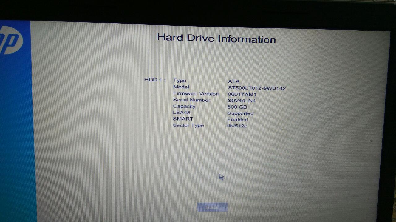 BSOD error: 0xc000000f/ drive C corrupted 0xc0000255