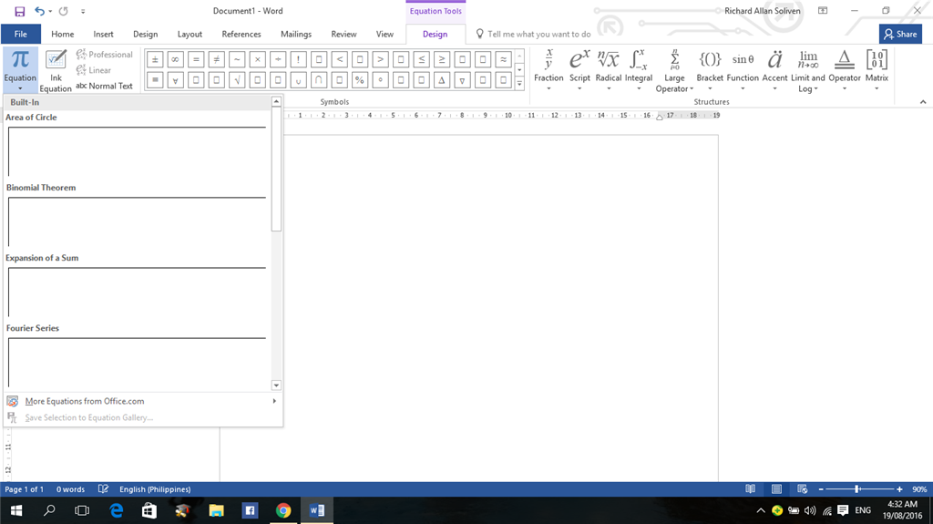 download microsoft equation 3.0 for office 2016